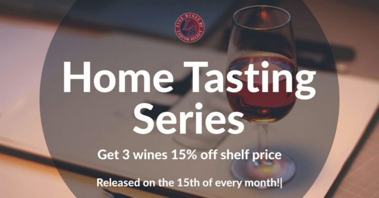 Home Tasting and Video Series Pack